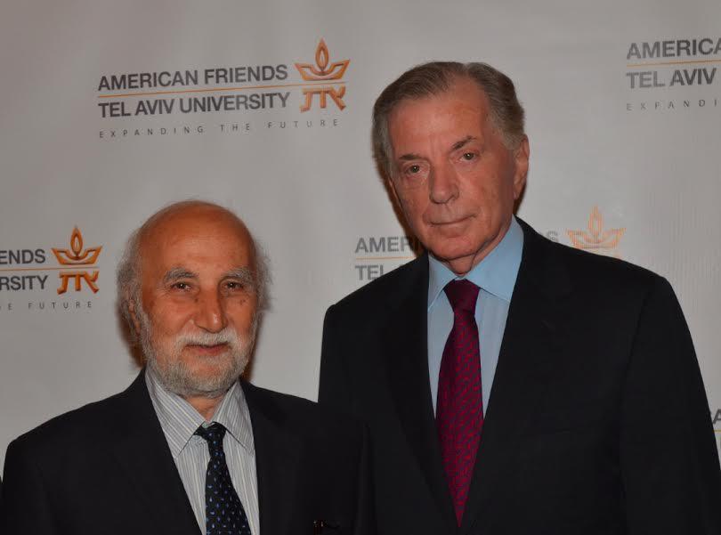 Fouad Ajami and Itamar Rabinovich