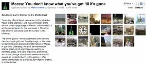 Mecca photo gallery