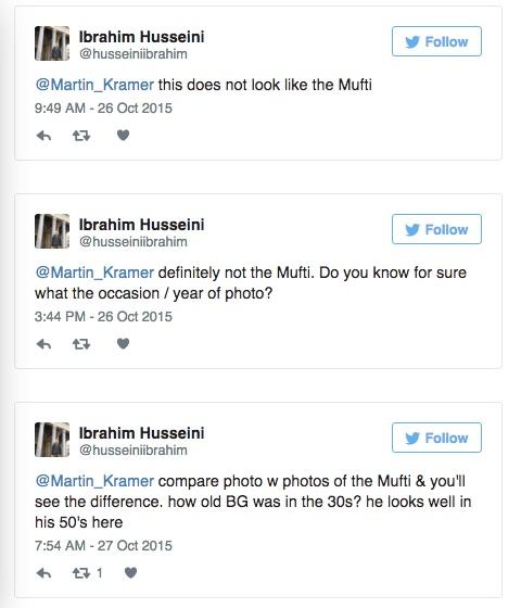 Ibrahim Husseini tweets