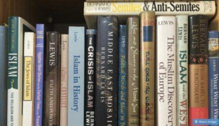Books by Bernard Lewis