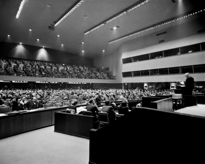 UNGA session, November 29, 1947