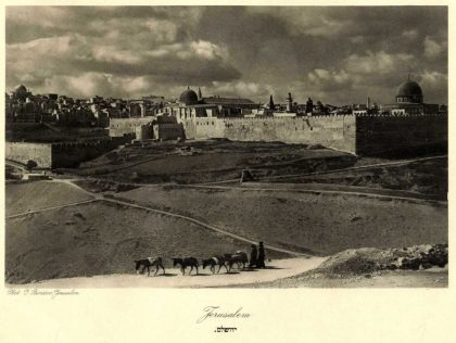 Jerusalem in the 1920s