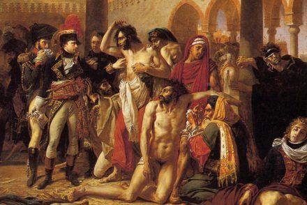 Bonaparte in the Pesthouse, Jaffa