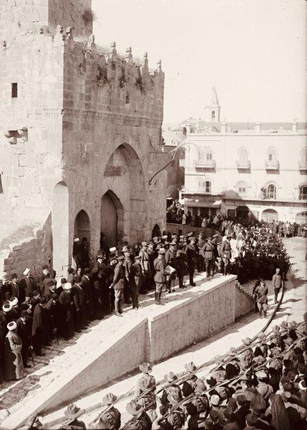 Allenby in Jerusalem